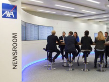 La Corporate Newsroom du pionnier suisse AXA Winterthur