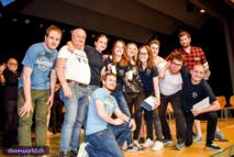 Concours théâtral des sociétés de jeunesses vaudoises:  Deux fois «Jackpot» pour la jeunesse du Grenet