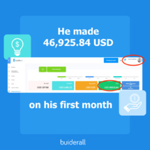 Mon quatrième jour d'expérience avec la plateforme de marketing en ligne www.mybuilderall4you.ch