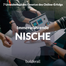 Mein 11. Tag Erfahrung mit der online marketing Platform myBuilderall4you.ch