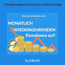 Mein 12. Tag Erfahrung mit der online marketing Platform myBuilderall4you.ch