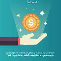 Mein 17. Tag Erfahrung mit der online marketing Platform myBuilderall4you.ch