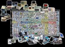 """Poster """"Les 30 ans du PC"""""""