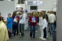 Le Groupement Romand de l'Informatique participe à la deuxième édition du Salon des Métiers et de la Formation