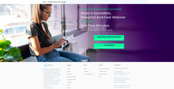 How to Build A Incredible, Powerful And Fast Website for Free In A Few Minutes in 2020 with Builderall-for-free.com