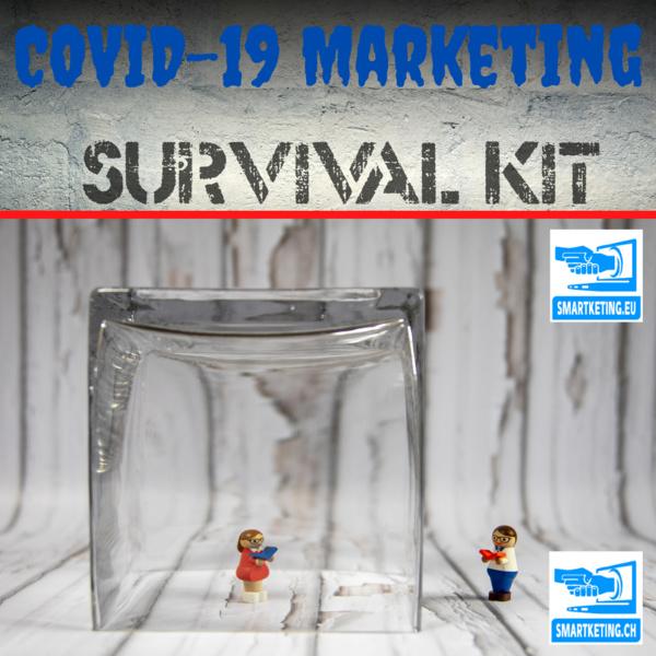 Wie sollte sich Ihre Marketingstrategie in diesen turbulenten Zeiten wegen COVID-19 entwickeln?