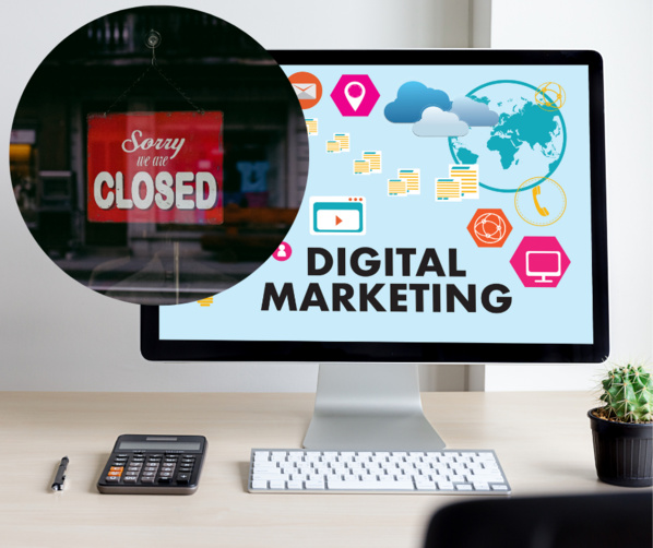 Overview of the best digital marketing tactics to adopt during the second wave of lockdown