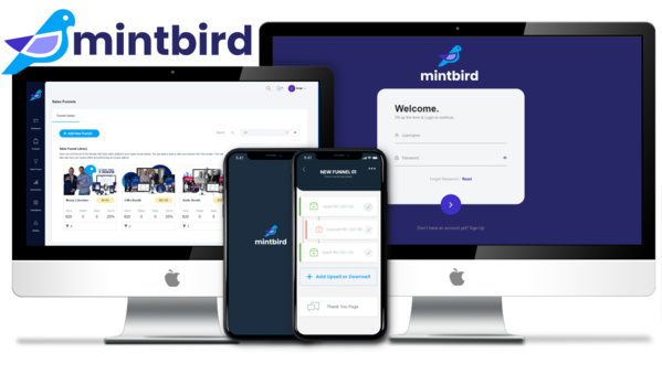 mintbird is going to be launched on July 29th 2021, This is the best Funnel Builder and Shopping Cart Builder Solution to be launched in 2021