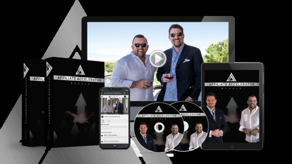 Der Power Affiliate Weiterbildungpack ermöglicht Ihnen von 2 der besten Affiliate-Online-Marketern der Welt weiterbilden