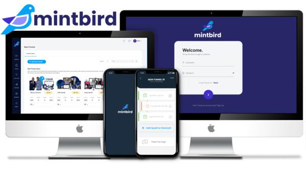 Cliquez sur ce lien pour vous enregister pour participer au lancement de Mintbird: https://getmintbird.app