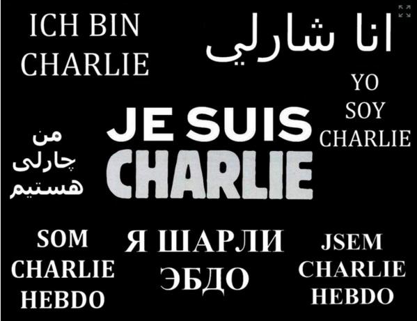 Je suis aussi Charlie