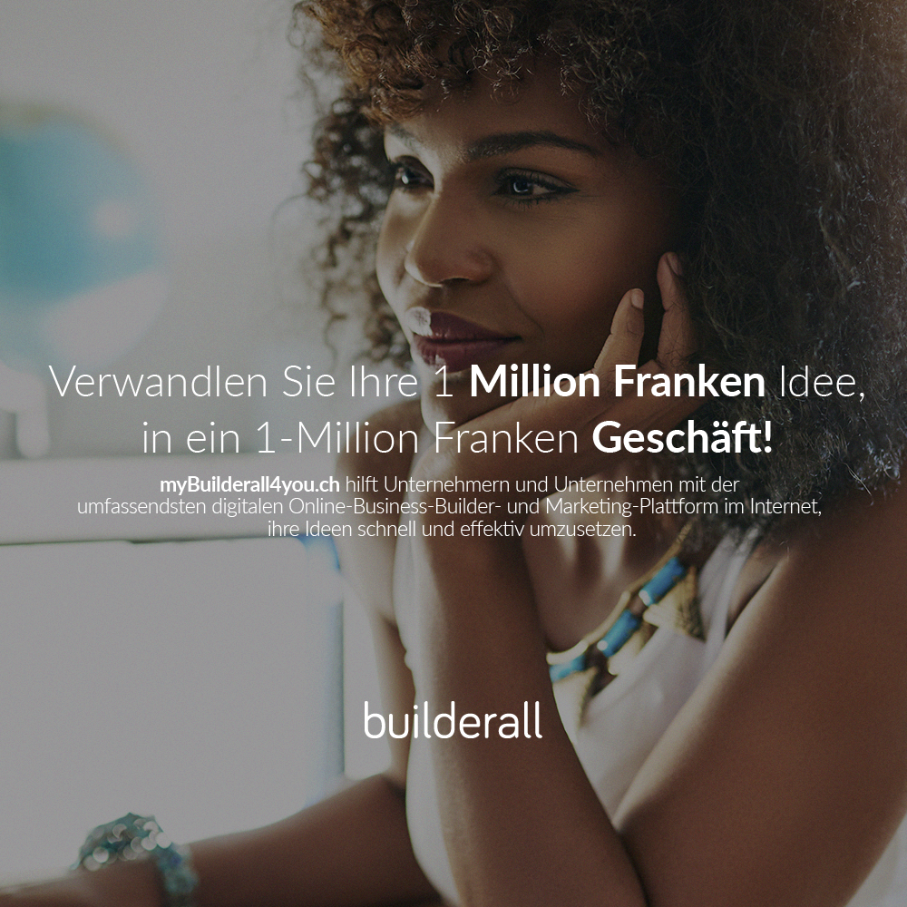 Mein dritter Tag Erfahrung mit der Marketing-Platform myBuilderall4you.ch
