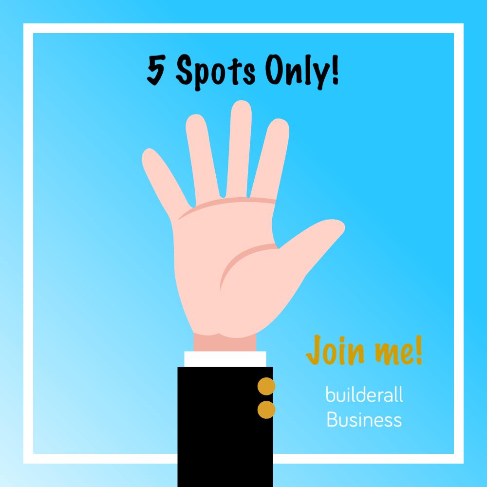 Mon 25e jour d'expérience avec la plateforme de marketing en ligne myBuilderall4you.ch