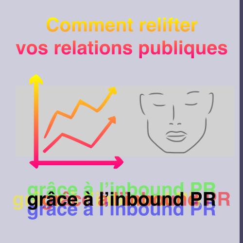 Comment donner un coup de jeune à vos relations publiques grâce à l'inbound PR