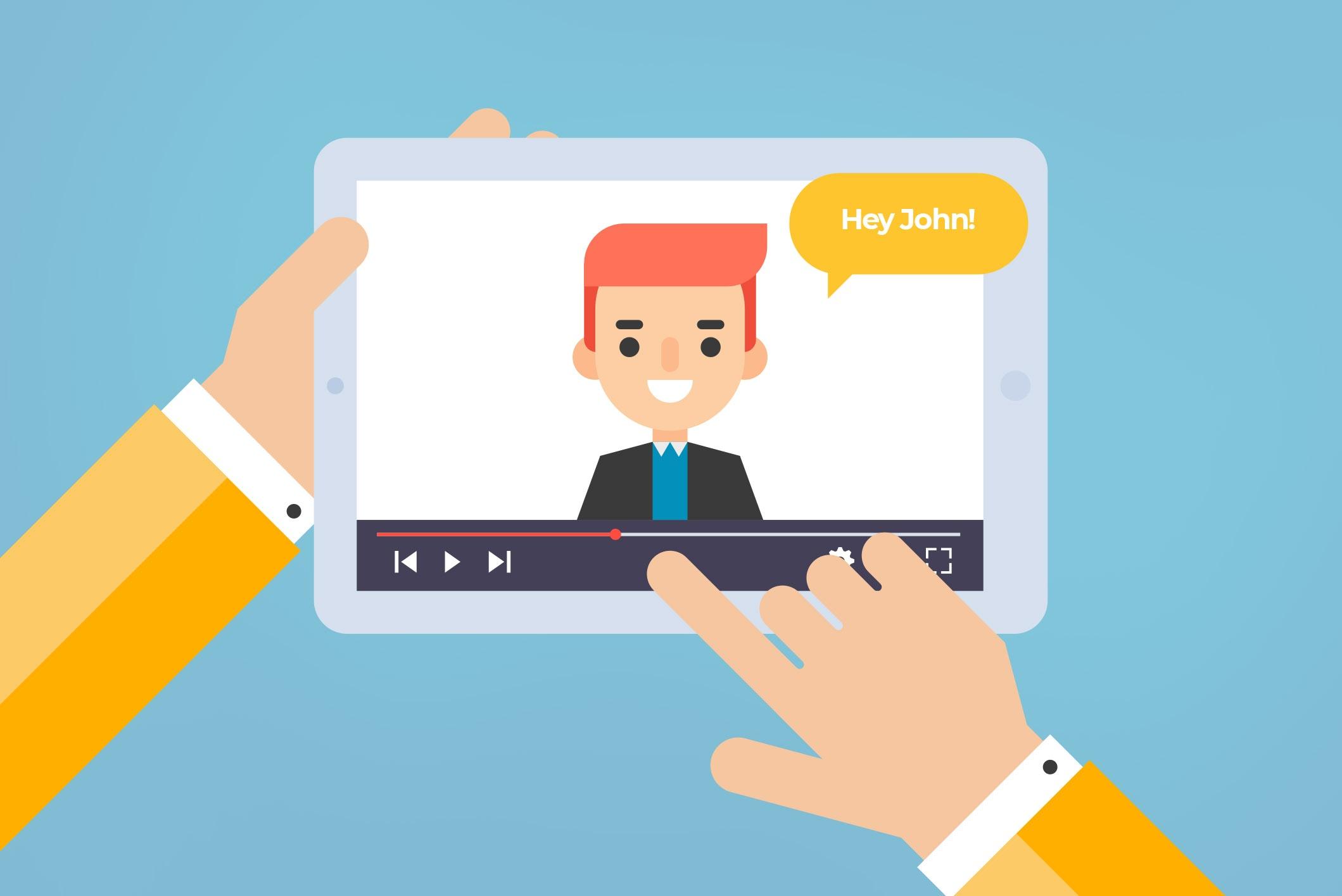 Welche Vorteile bietet personalisiertes Video, um Ihren Marketing-ROI zu steigern?