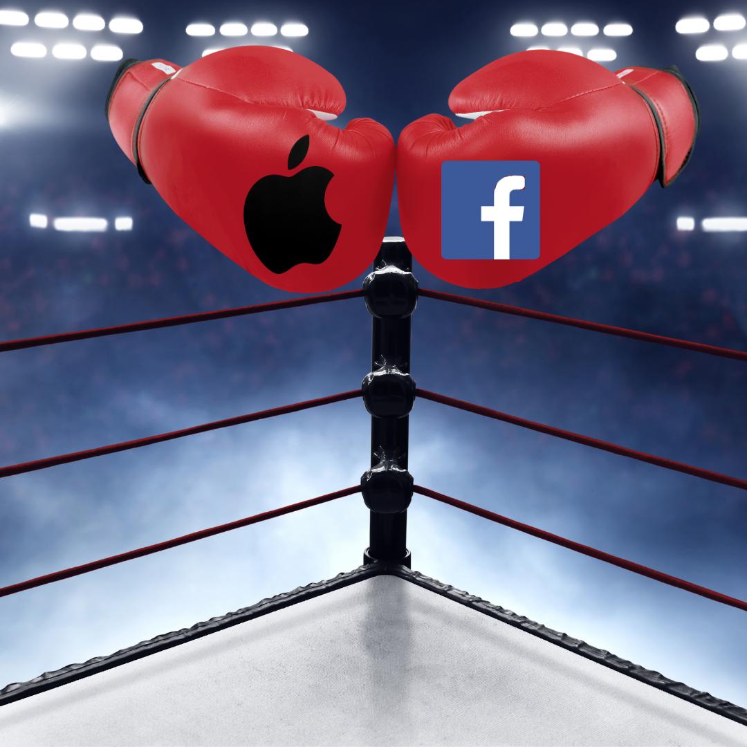 Facebook vs. Apple iOS 14: Wie Sie als KMU-Vermarkter/KMU-Manager oder KMU-Inhaber diese titanische Schlacht und ihre Einsätze verstehen sollen