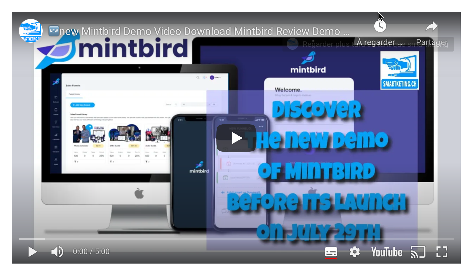 Who Wants Access to the MintBird Agency License?