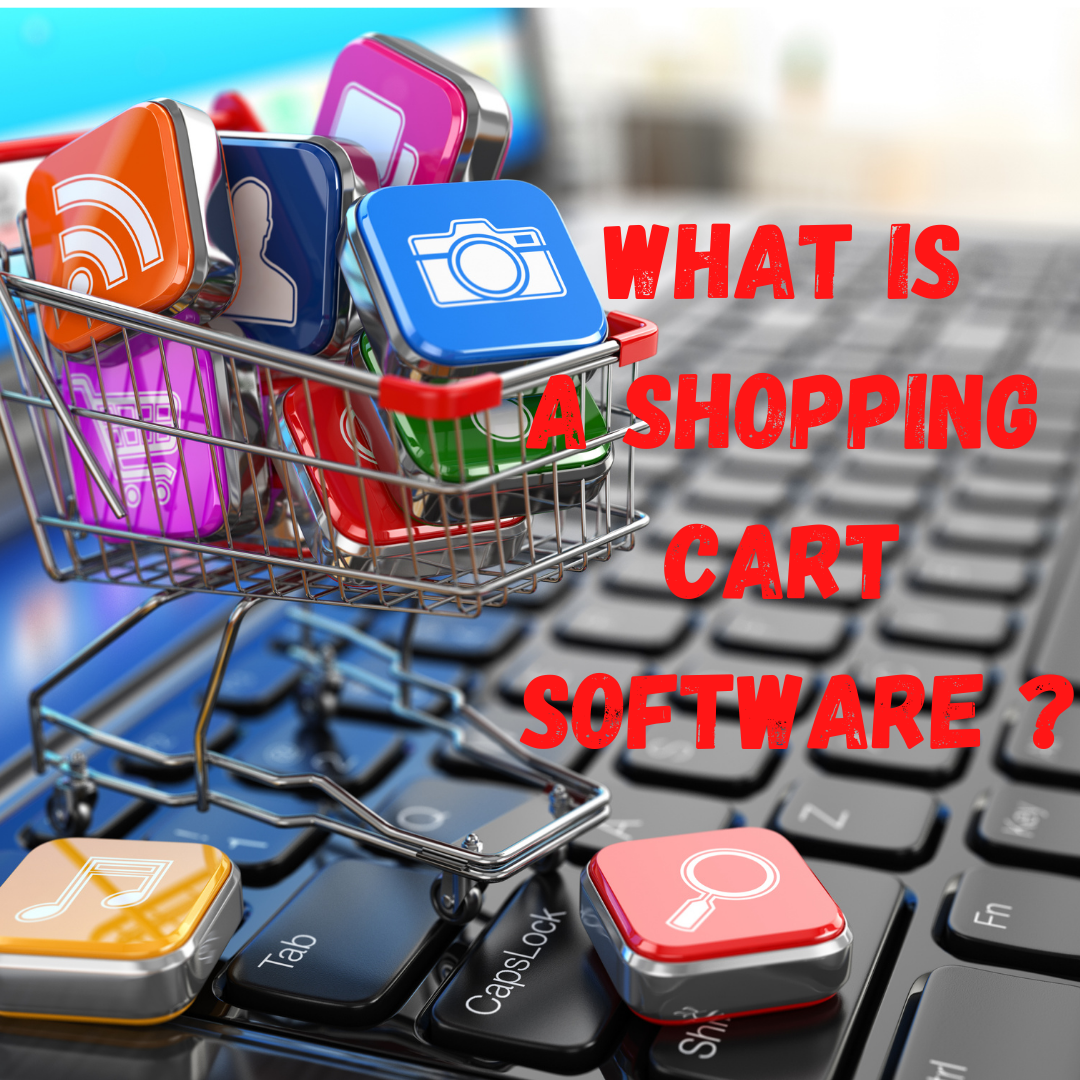 What is a Shopping Cart Software?