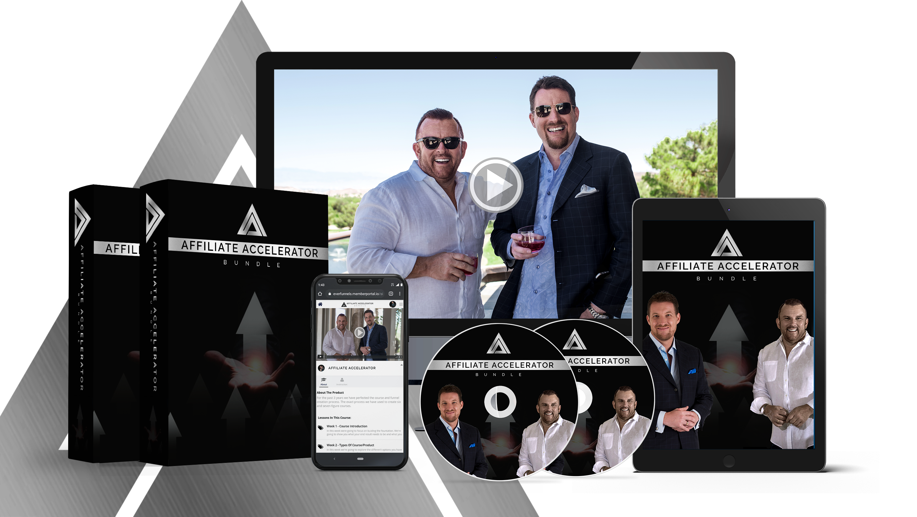 By following the Power Accelerator Program, you will learn all you need to know to become a Power Affiliate