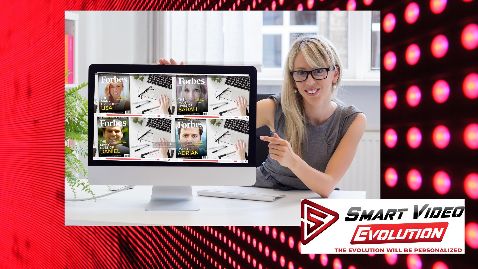 Cliquez sur ce lien pour accéder à l'offre SmartVideo et à ses bonus: