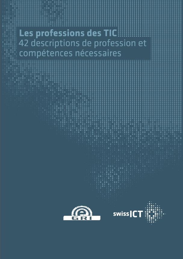 Nouvelle édition 2013 du Livre suisse des Professions informatiques: Nouvelles professions à l'ère du nuage informatique