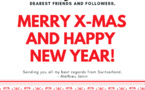 Joyeuses fêtes/Schöne Festtagen/Merry X-mas and Happy new year!