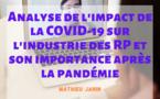 Analyse de l'impact de la COVID-19 sur l'industrie des relations publiques et son importance après la pandémie