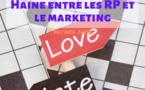 L'histoire sans fin: la relation amour-haine entre les relations publiques et le marketing