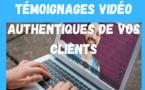 Comment obtenir des témoignages vidéo authentiques de vos clients