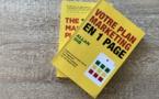 Lisez ma revue du livre « Votre Plan Marketing en 1 page » d'Allan Dib