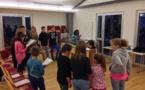 Fondue Party 2014: À Forel, la fondue du chœur d'hommes se veut thé dansante